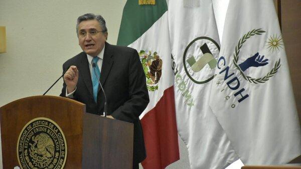 CNDH Luis Raúl González Pérez