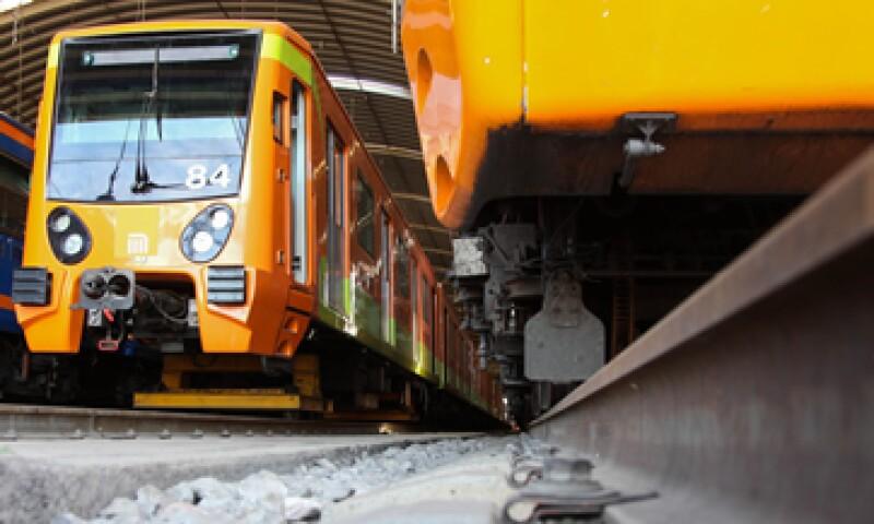 Alstom aclara que en caso de participar en la reparación, ésta no sería de errores suyos. (Foto: Cuartoscuro)