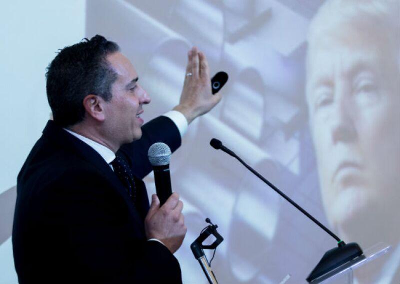 Mois�s Kalach, director del Consejo Consultivo Estrat�gico de Negociaciones del CCE