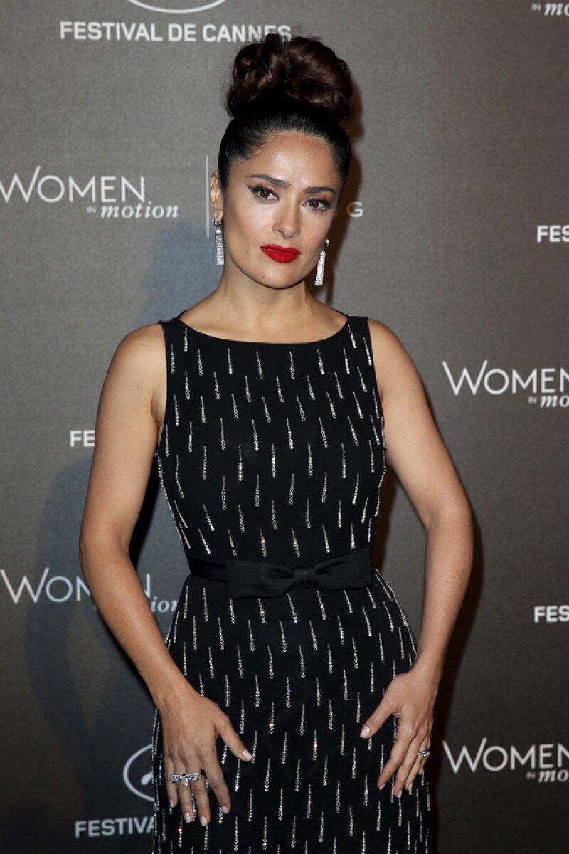 Durante el foro organizado por la ONU y la revista estadounidense Variety, la actriz expresó su sentir respecto a las oportunidades que tienen las mujeres en la industria del cine.