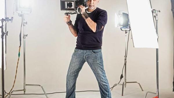El actor habla del director y escritor de cine que esta año es Quién 50, por transformar a México con sus historias que han llegado a todo el mundo.