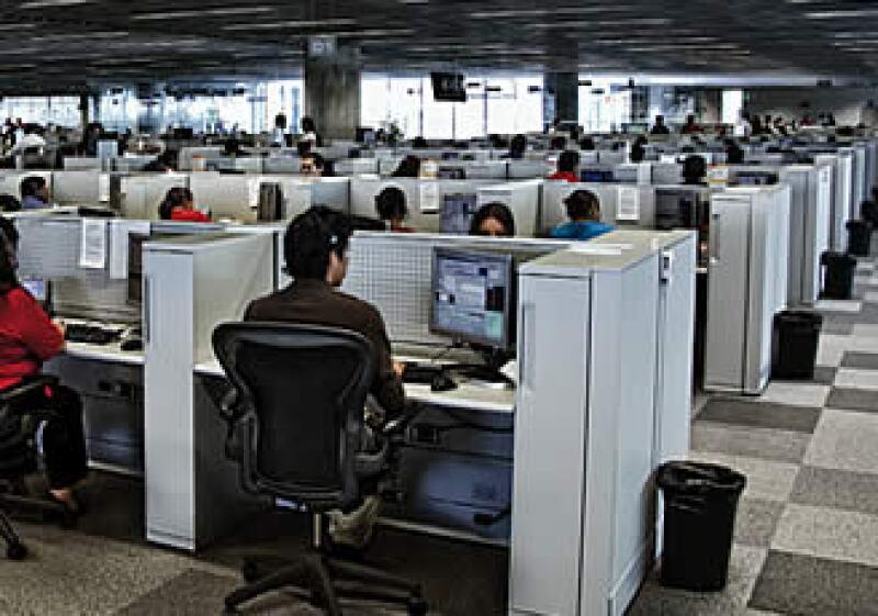 Santander inauguró recientemente un Centro de Contacto en Querétaro, donde invirtió 190 millones de dólares. (Foto: Guylaine Couttolenc)
