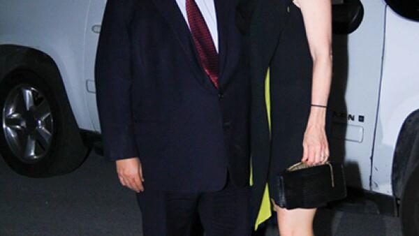 Carlos Bremer y Adriana Ibarra de Bremer.