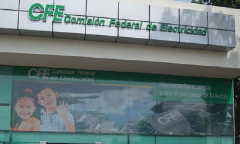 Las instalaciones de la subestación Estrella de la Comisión Federal de Electricidad, en la Ciudad de México (Foto: Cuartoscuro/Archivo )