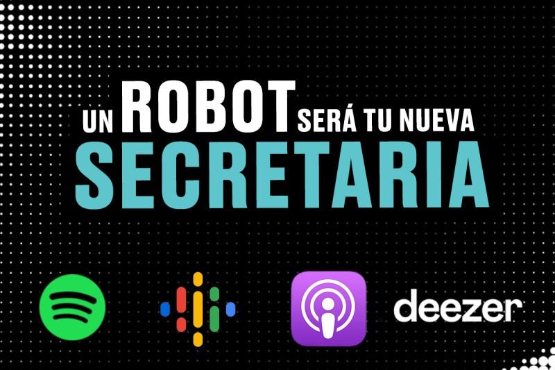 robot secretaria