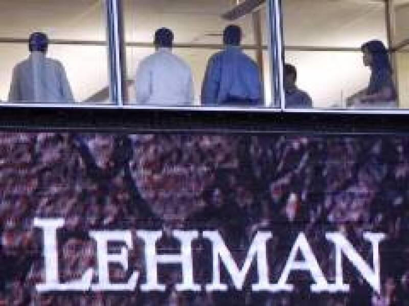 La quiebra de Lehman Brothers acentuó la crisis financiera estadounidense. (Foto: Archivo)
