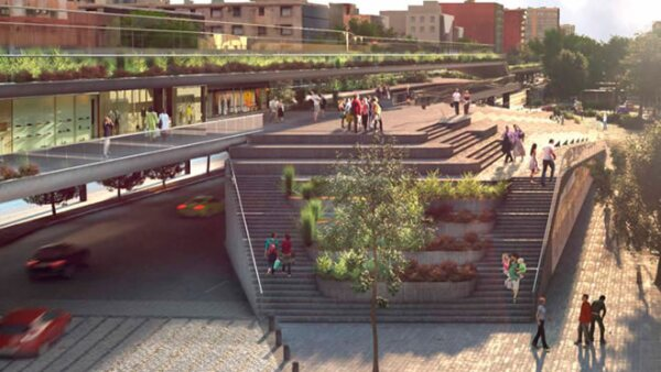 Corredor Chapultepec