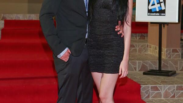 Bárbara Escalante y José Eduardo Gazcón