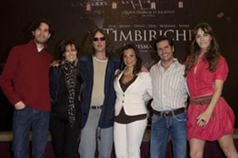 """Carlos Marcovich estrenará en el cine el próximo 21 de noviembre la película 'La misma piedra"""", en donde relata el antes, durante y después de la última gira del grupo musical."""