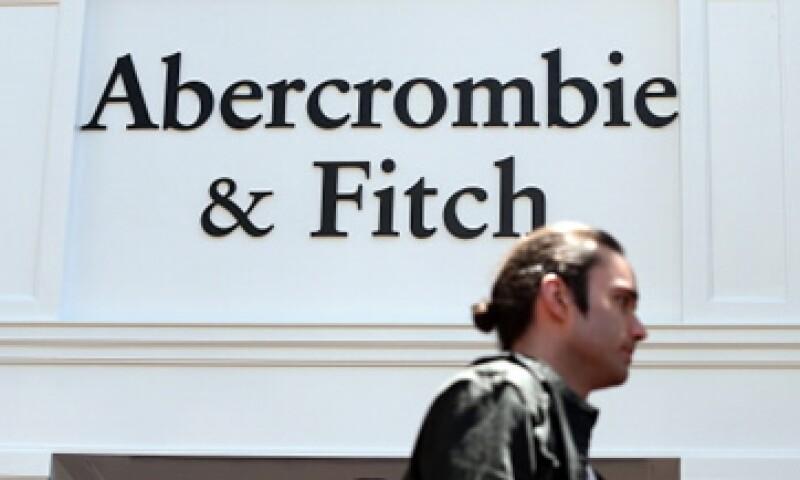 La acción de Abercrombie ha caído 30% este año y se cotiza a su nivel más bajo desde 2009. (Foto: Getty Images)