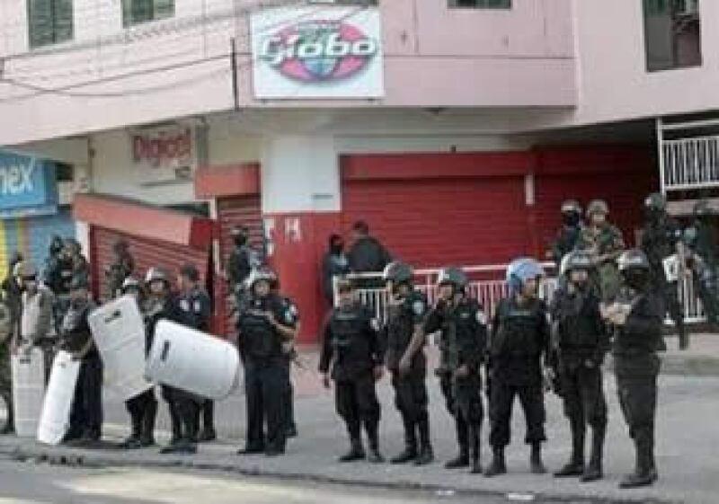 Las fuerzas golpistas de Honduras suspendieron las actividades de Radio Globo.  (Foto: Reuters)