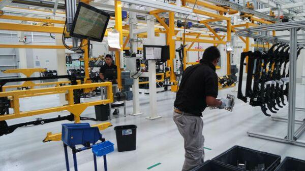 Planta de Audi en M�xico 7