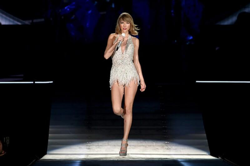 """La cantante es candidata en nueve categorías, en las que se incluye Mejor Video del Año por """"Bad Blood"""", y después de ella le sigue en nominaciones Ed Sheeran."""