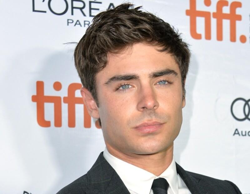 El joven actor canceló la promoción de su nueva película para guardar reposo absoluto.