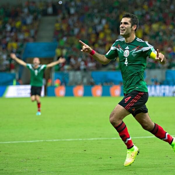 Una destacada actuación con la Selección Mexicana como capitán le valió su segunda fase en Europa a Rafael Márquez