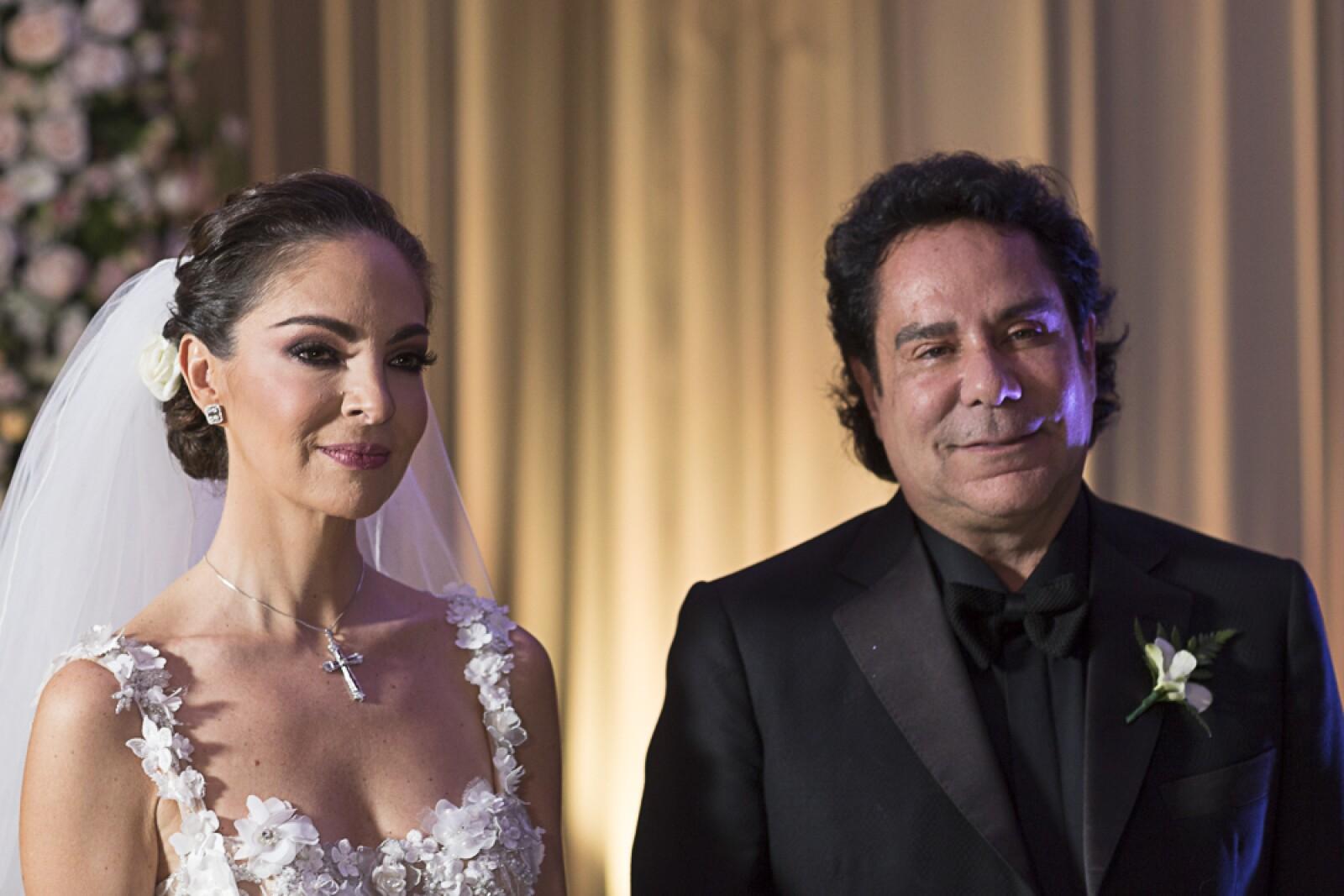 Paulina Abascal, Ernesto Valentín Girón
