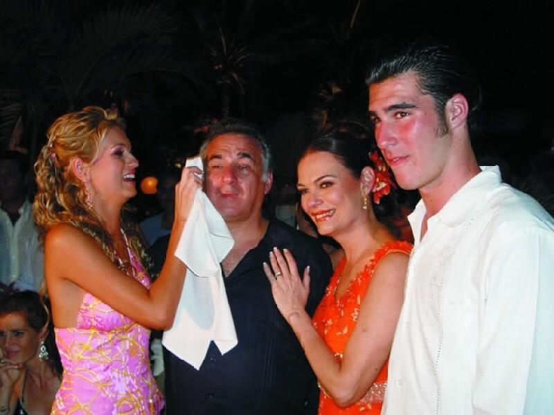 Conoce a quien se casará este sábado 9 de octubre con Carlos Slim Domit, luego de 10 años de noviazgo intermitente.