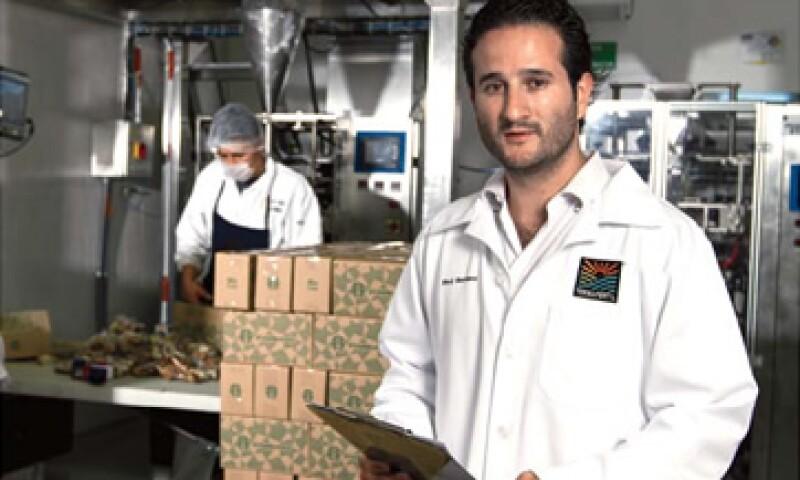 Raúl Bermeo fundó la empresa con su hermano David y dos socios más. (Foto: Ana Blumenkron /Revista Expansión)