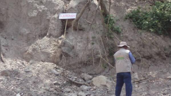 Profepa suspende construcción de libramiento en Colima