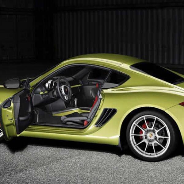 El vehículo permite una aceleración de 0 a 100 km/h en 5 segundos.