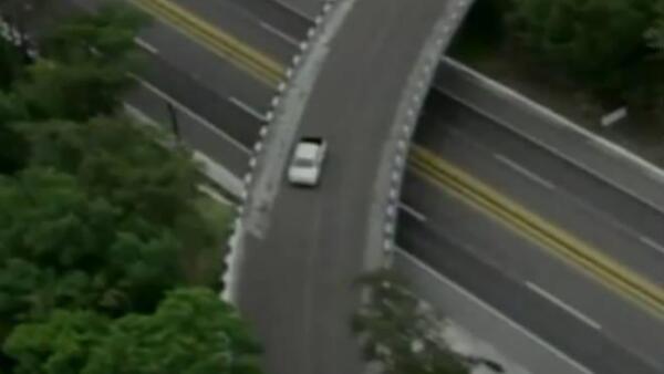 Carretera entregada en Michoac�n