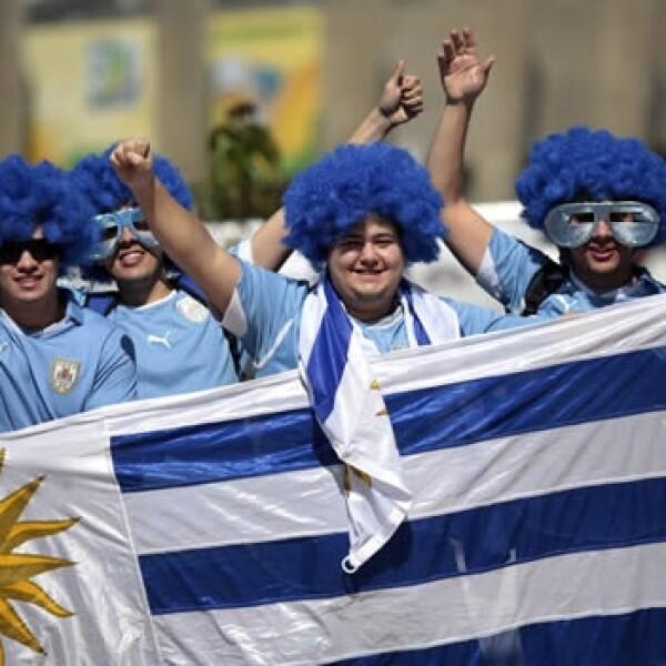 Brasil vs. Uruguay 4