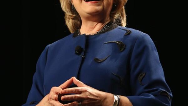 La candidata demócrata indica que se está enfocando en la creación de empleos en Estados Unidos.