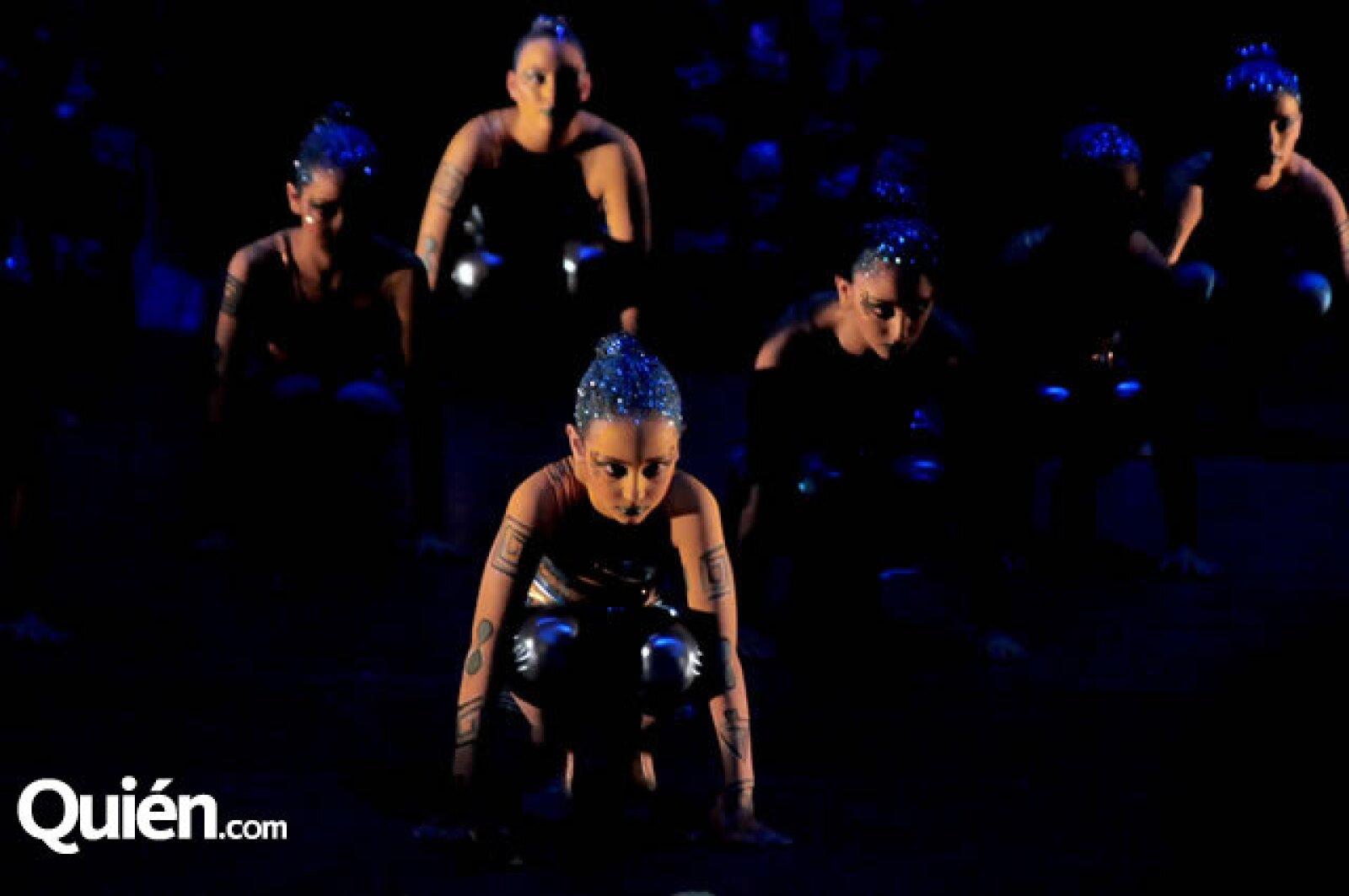Dancing en el Auditorio San Pedro