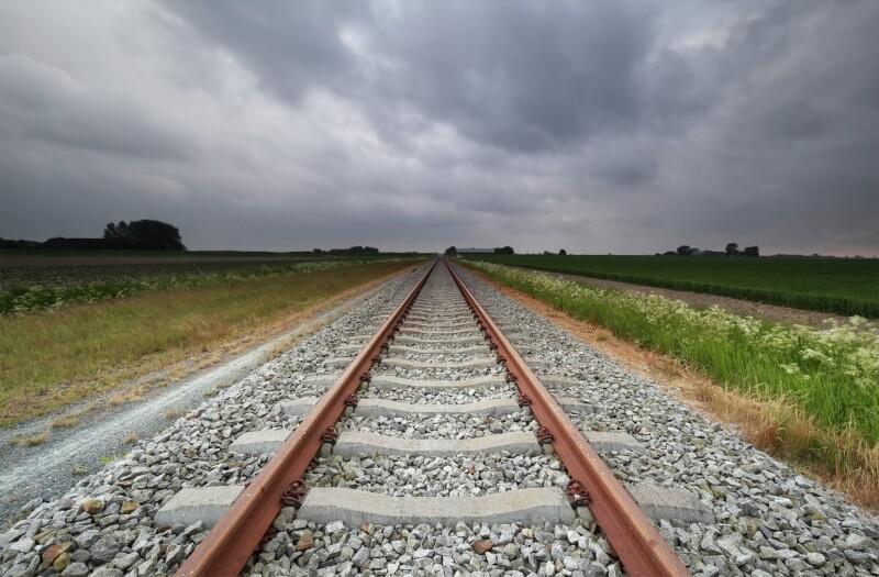 Tren - infraestructura - estudios