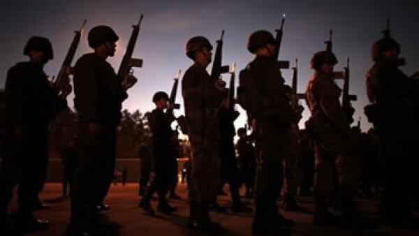 La Coparmex llamó a evaluar la estrategia contra el crimen implementada por el Gobierno federal. (Foto: AP)