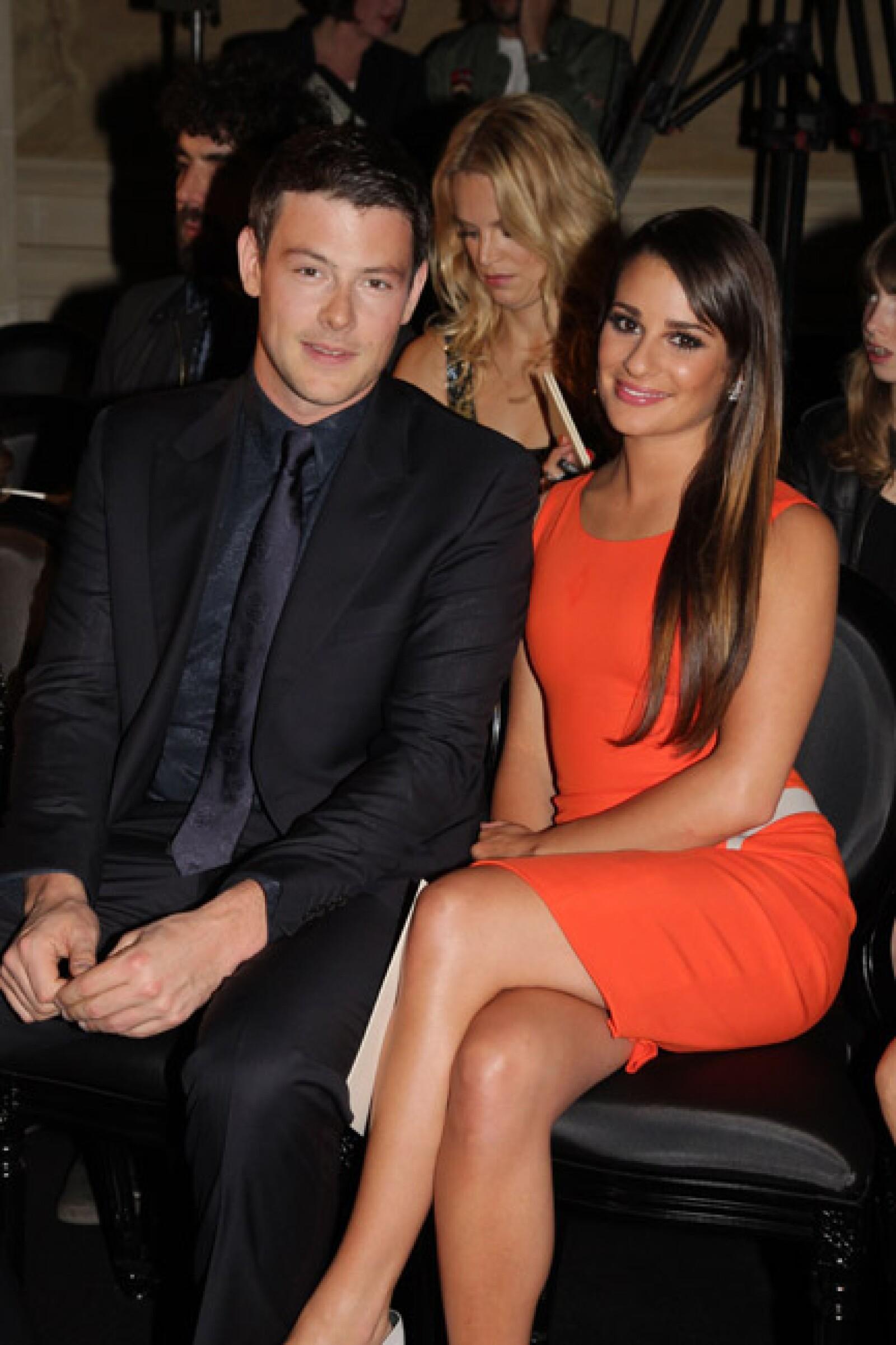 Formaban una pareja verdaderamente atractiva.