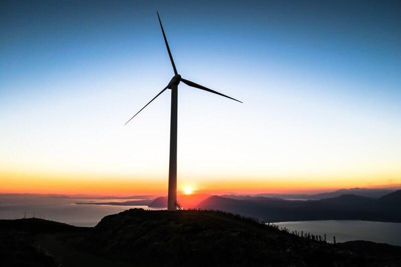 Energía - renovable - eólica