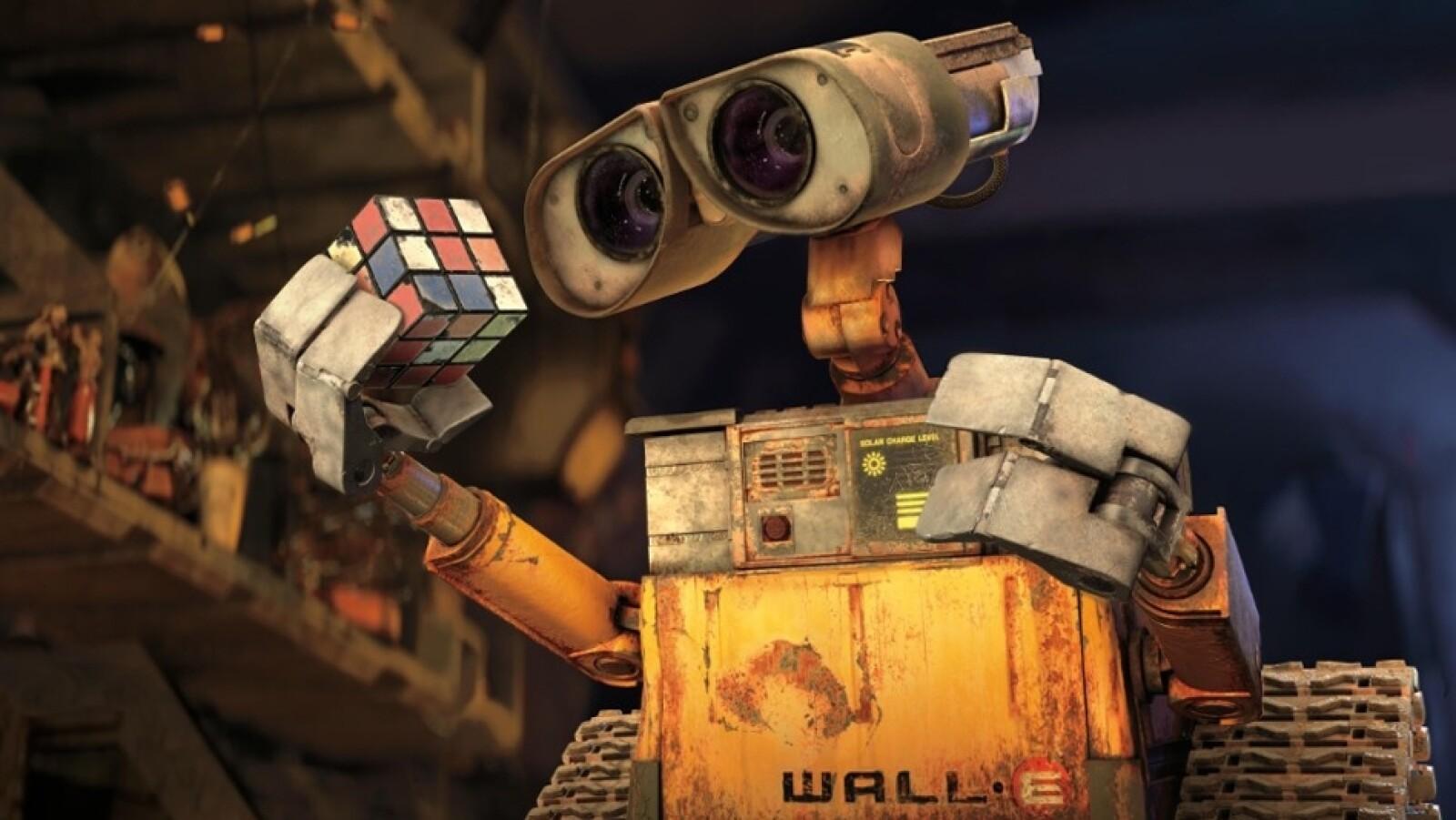 ?Wall-E? de 2008, ganó el Premio de la Academia a Mejor Película Animada