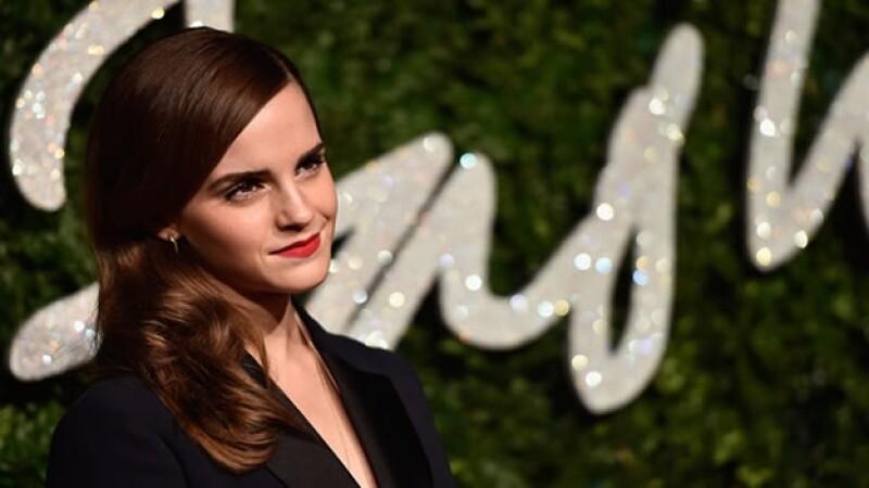La actriz británica será la joven que se enamora de un hombre convertido en bestia en la nueva versión de Disney de esta historia.