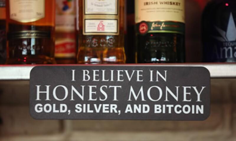El valor de un bitcoin se elevó en abril a 194 dólares desde 47 dólares. (Foto: Getty Images)