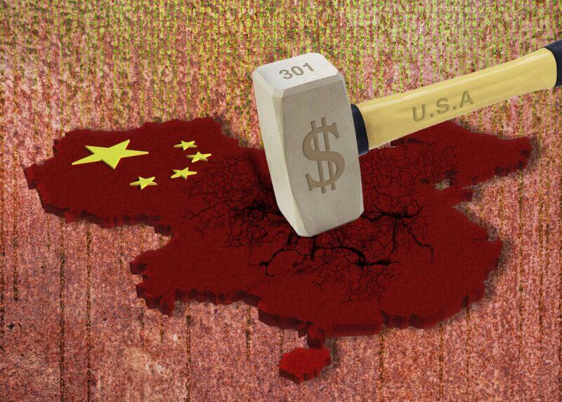 china guerra comercial estados unidos