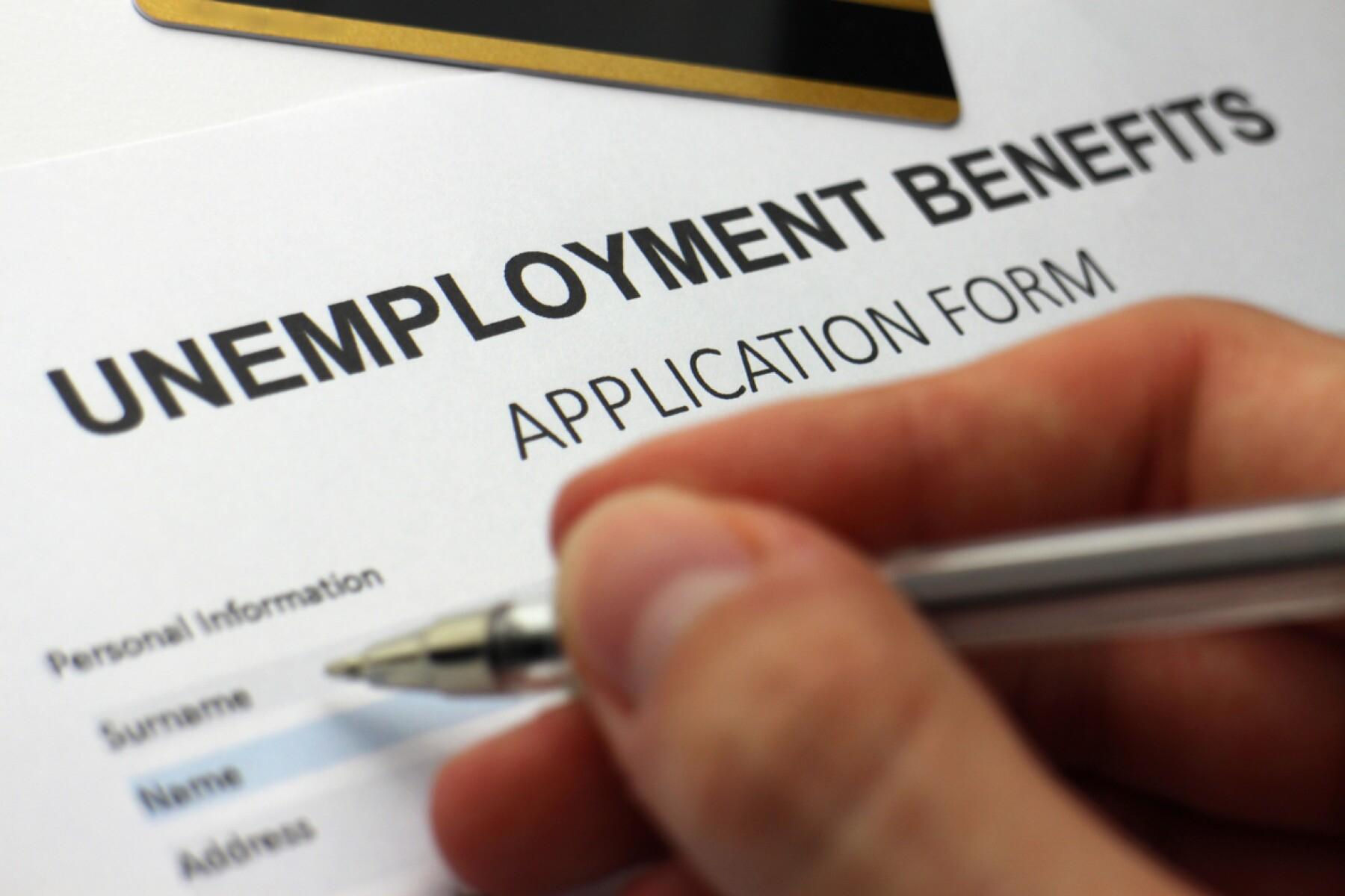 Solicitudes subsidios desempleo Estados Unidos