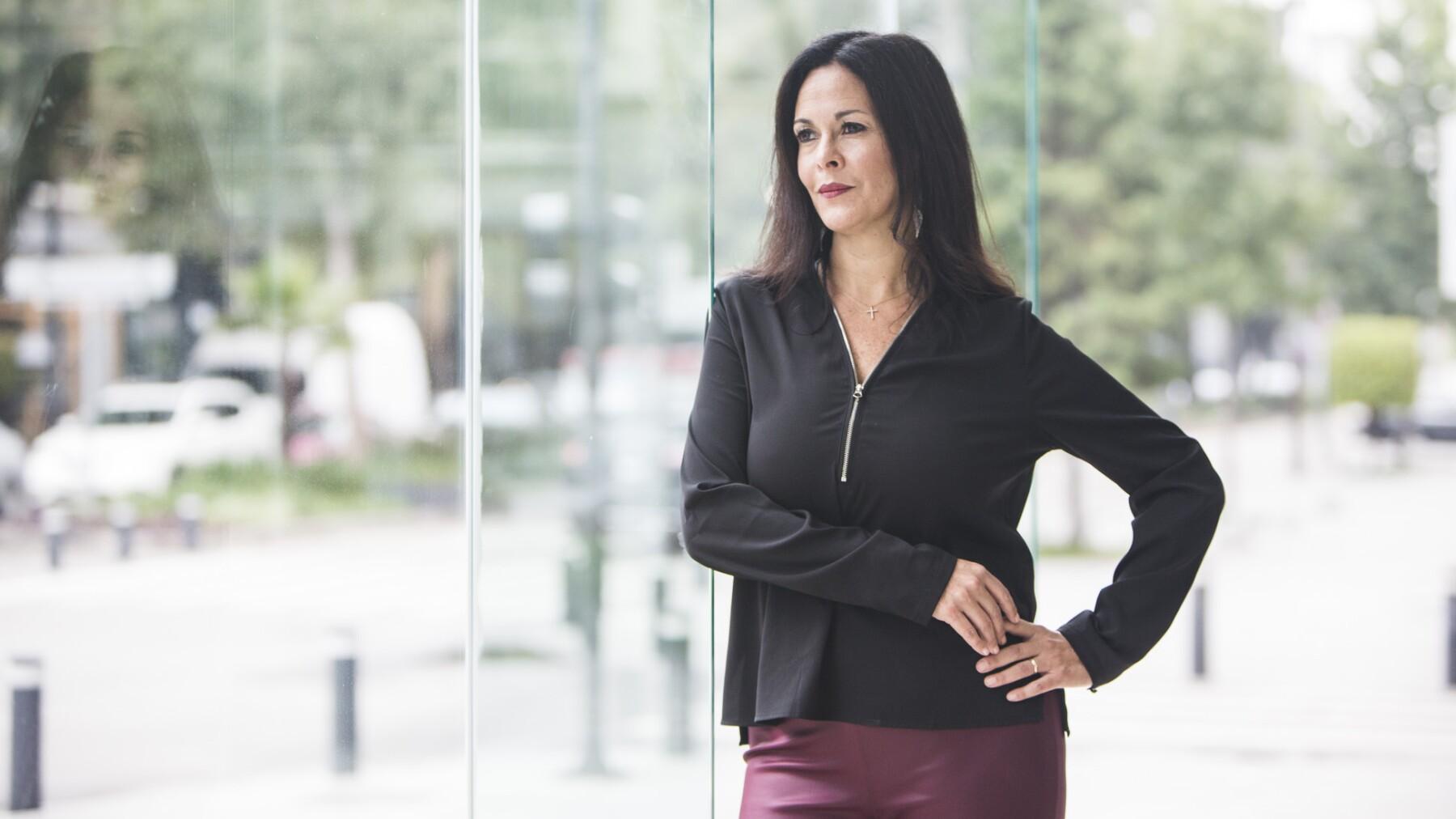 Claudia Márquez.
