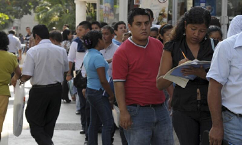 El 39% de los ejecutivos consultados por Pulso Expansión 500 considera que la reforma laboral no ha generado un mayor crecimiento en materia de empleos. (Foto: Cuartoscuro)