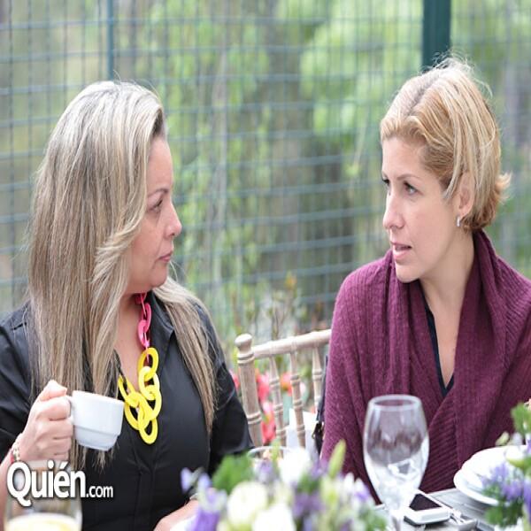 Patricia Ruiz de Chavez,Paulina Díaz Ordaz