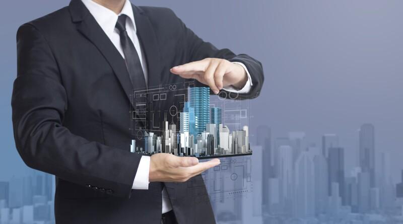 empresario inmobiliario