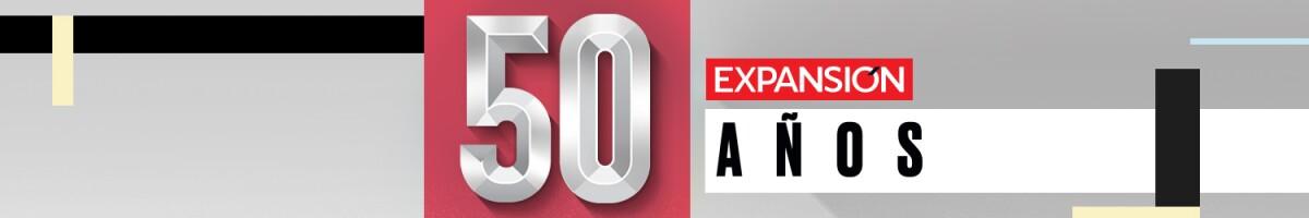 50 años de Expansión / header desktop Home Expansión
