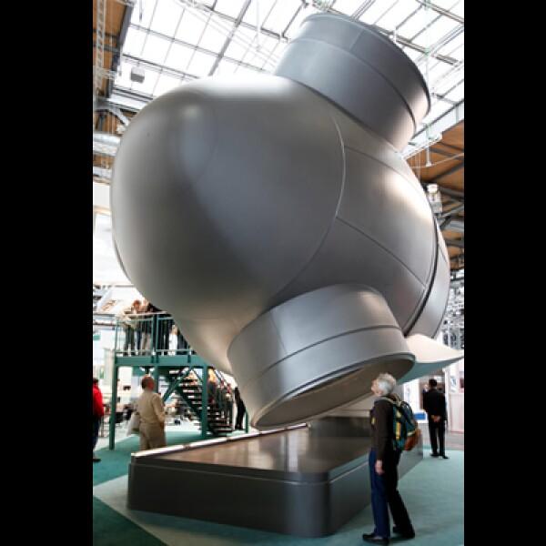 Con un diametro de 82 metros, la Enercon E-82 E3 es una nueva tecnología lista para adaptarse al mundo industrial.