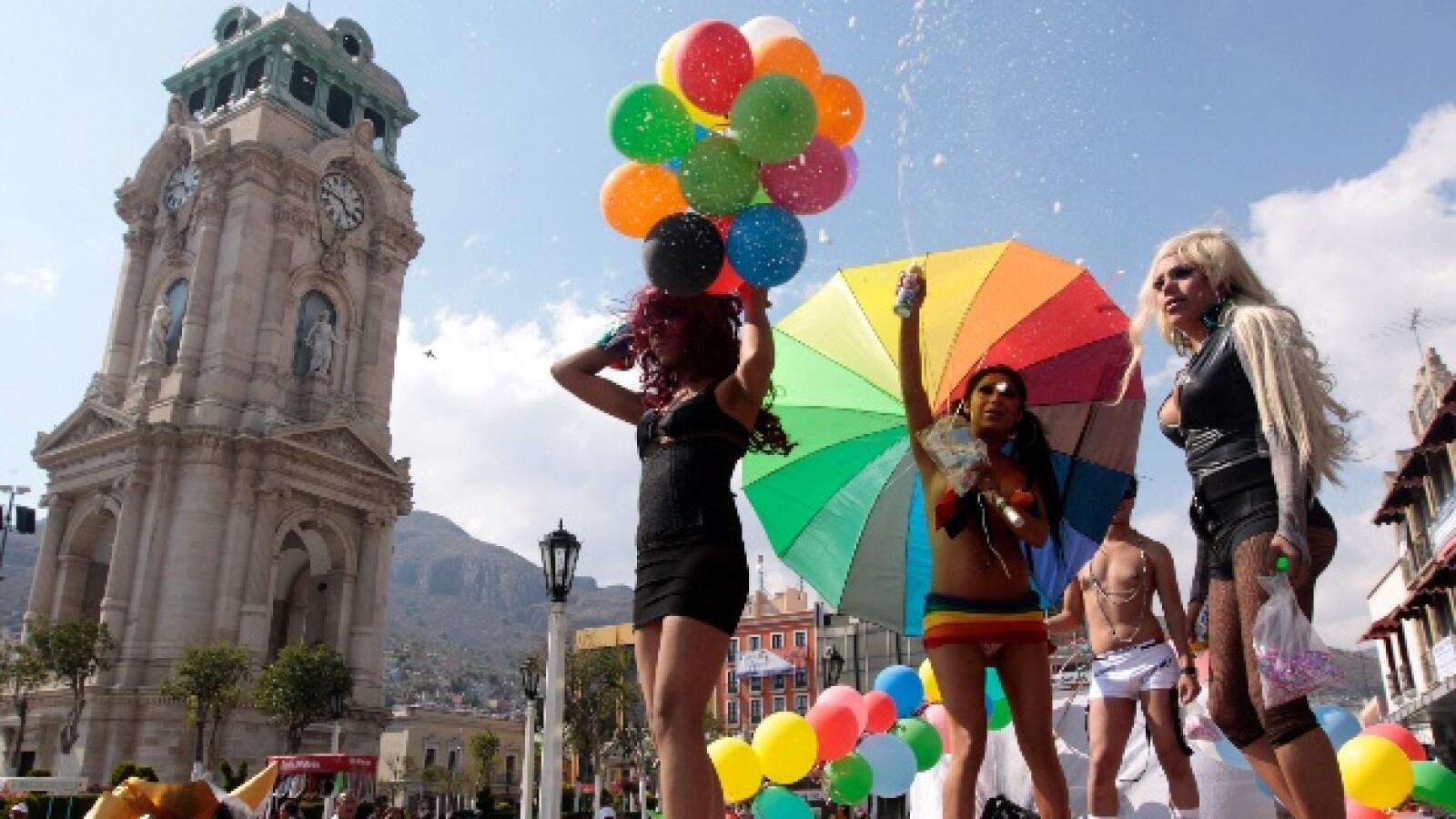 desfile del orgullo gay méxico