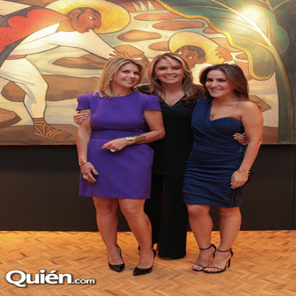 Lulú Creel, Rosaura Henkel, Silvia Rojo