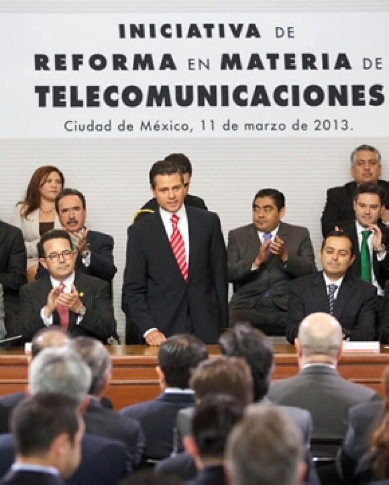 Representa desafíos para empresas del sector, pero también nuevas oportunidades, asegura Enrique Peña Nieto.