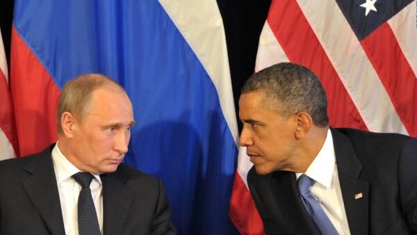 Obama anuncia sanciones contra Rusia