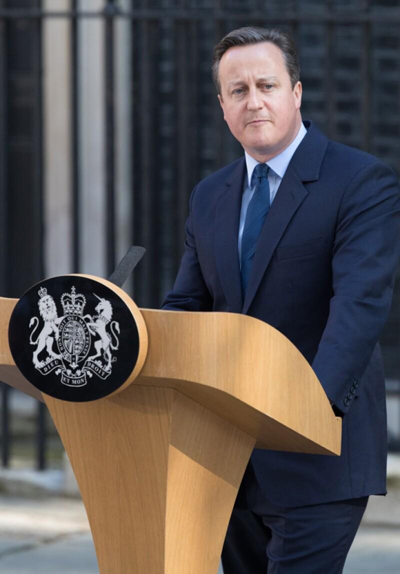 El primer ministro anunció que dejará el cargo en los siguientes meses para que el país elija un nuevo gobernante.
