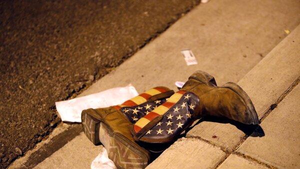 Los tiroteos masivos son aquellos en los que hay cuatro o más víctimas