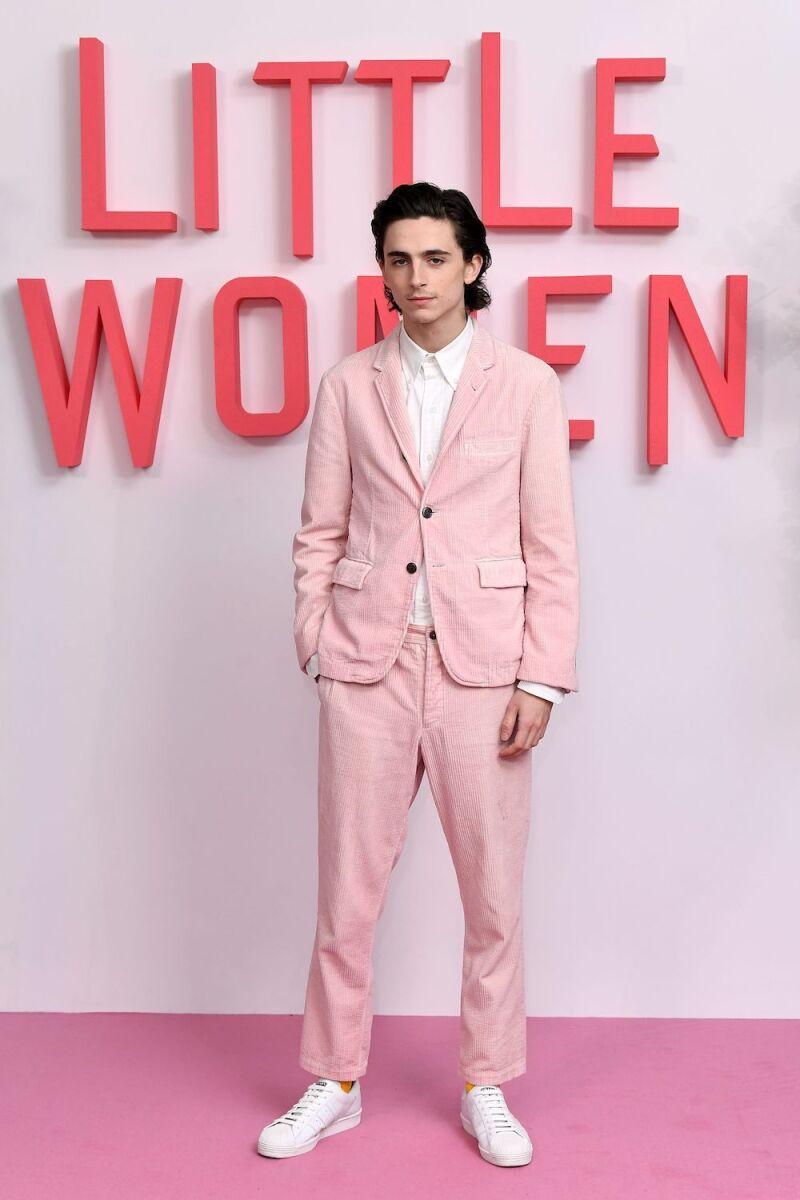 'Little Women' film screening, The Soho Hotel, London, UK - 16 Dec 2019